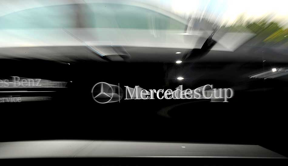 evants Referenezen - MercedesCup, Stuttgart-Weißenhof