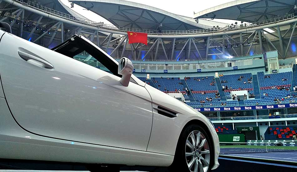 evants Referenezen - Shanghai Rolex Masters